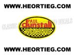 Paul Dunstall Racing Tank and Fairing Transfer Decal DDUN2-9